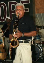 "IMG_6741: Saxophone Player • <a style=""font-size:0.8em;"" href=""http://www.flickr.com/photos/54494252@N00/47690540/"" target=""_blank"">View on Flickr</a>"