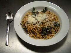Telstar Logistics の Wafu Spaghetti