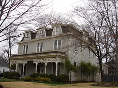 Home in Bank Street Historic District, Decatur AL 6
