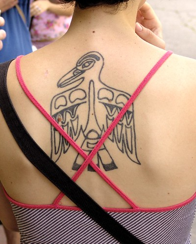 raven tattoo | Flickr - Photo Sharing!