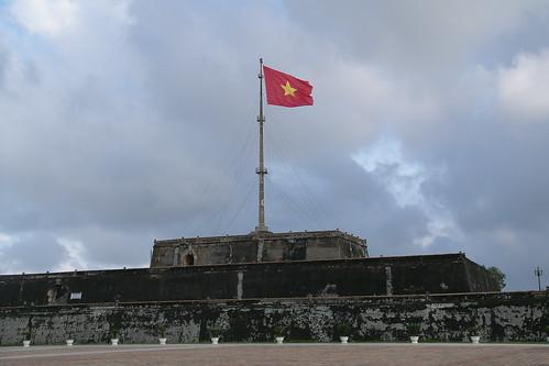 flagpole of hué