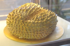 """Durian Fruit • <a style=""""font-size:0.8em;"""" href=""""http://www.flickr.com/photos/9355630@N04/20388233955/"""" target=""""_blank"""">View on Flickr</a>"""
