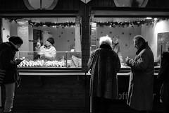 Christmas market in Hamburg, Eimsbüttel