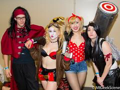 Motor City Comic Con B5