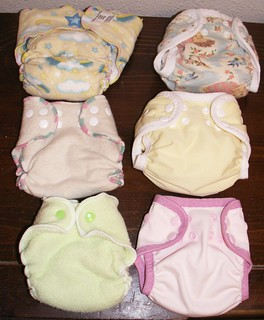 Diapers and covers