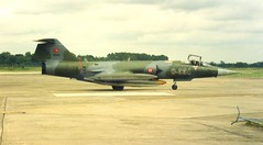 Turkish Starfighter July 1993