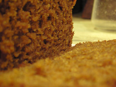 Pumpkin Bread Insides