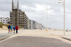Koksijde - Windy day
