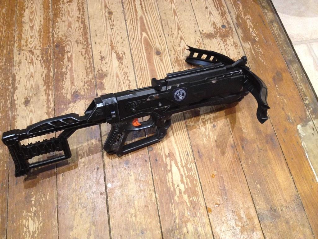 Nerf Walking Crossbow Dead