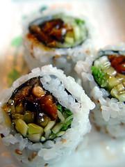 Flickr Loves Sushi. Mmm.