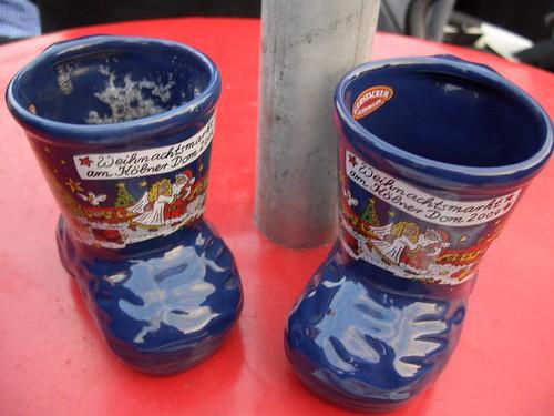 Gluehwein mugs