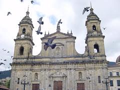 Bogota's Cathedral
