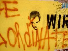 Quentin Tarantino Stencil