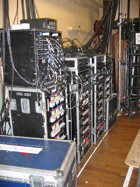 my dimmer racks