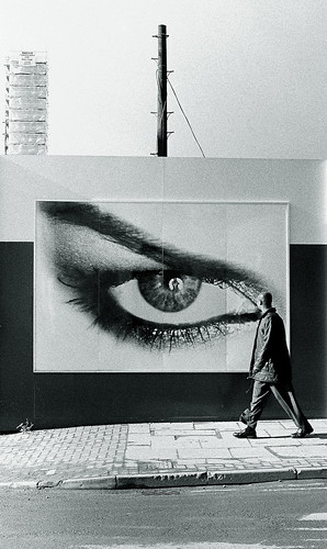 Eye, Oxford Road, Manchester, 2001