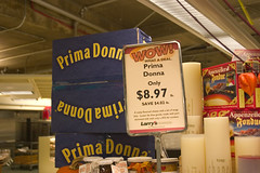 Prima Donna per pound