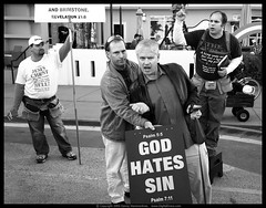 God Hates Sin by Danny Hammontree
