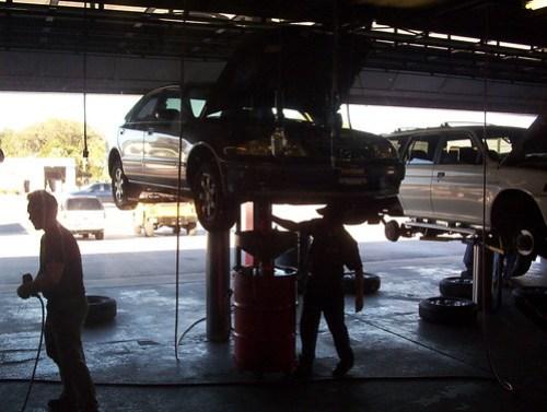Car Repairs: Biofriendly necessity?