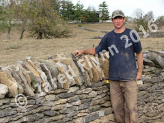 jared-flynn-dry-stone-wall-kentucky
