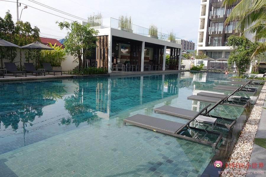 [華欣.住宿]泰國G華欣度假飯店《G Hua Hin Resort & Mall》~鄰近BLUPORT Hua Hin Resort Mall和夜市 @VIVIYU小世界
