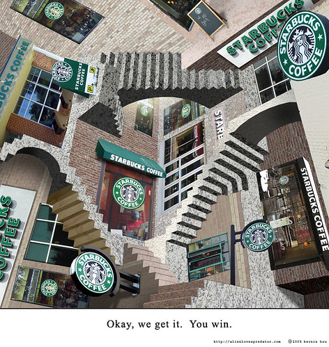 Starbucks by Ross Mayfield.