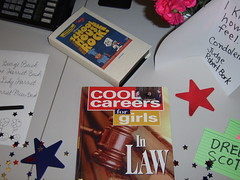 Miers - Cool Careers for Girls In LAW! W00T!