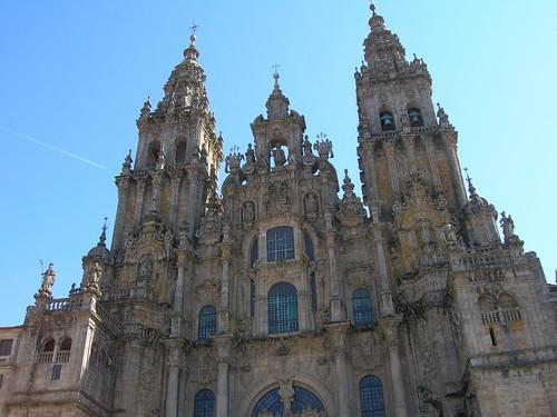 Valeria garda un recordo inmelorable da súa estancia en Santiago