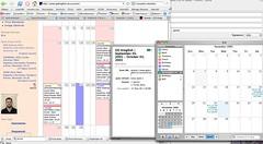 Calendar Module and iCal data