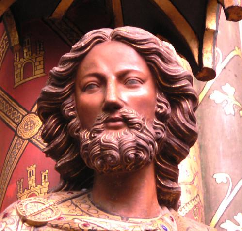 Sainte-Chapelle statue