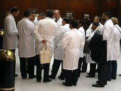 Doctors at the General Assembly