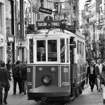 World' Of Beyoglu And Tram - Hive Mind