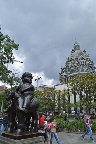 Botero Plaza (Medellin - Colombia)