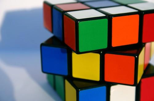 Rubik by Toni Blay
