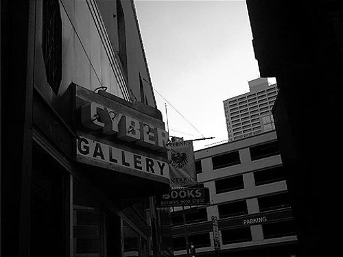 cyber gallery by sheeshoo, on Flickr