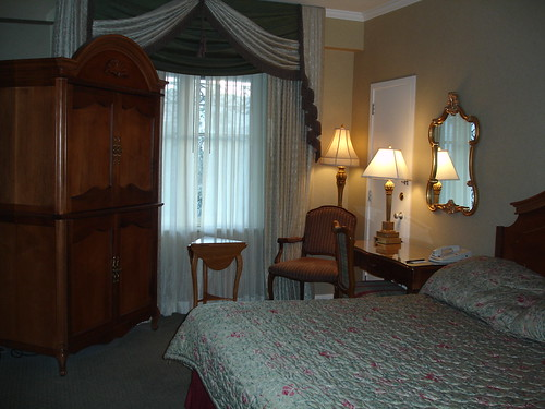 Hotel Room, Omni Royal Orleans, New Orleans LA