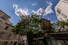 Montmartre XXL - Le moulin de la Galette