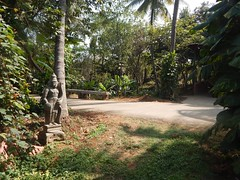 The Legend Kuchipudi Dancer Dr. Vyjayanthi Kashi's Shambhavi School of Dance Outside Photography By Chinmaya M.Rao  (239)