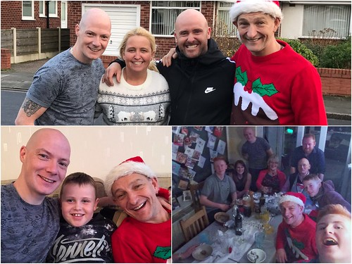 Today is all about...Xmas with all the family