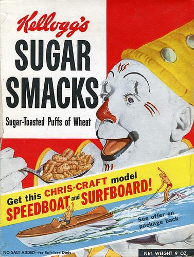 Sugar Smacks clown 2