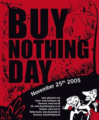 Buy Nothing Day