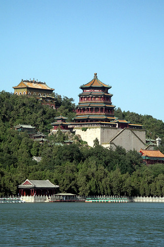 the summer palace!