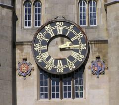 Chariots' Clock