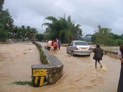 Kollibacchalu Dam -Malenadu Heavy Rain Effects Photography By Chinmaya M.Rao   (140)