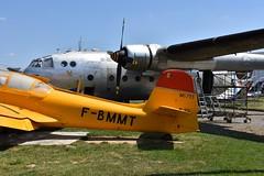 MS733 F-BMMT devant un Noratlas