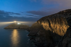 'Twilight Illumination' - South Stack, A by Kristofer Williams, on Flickr
