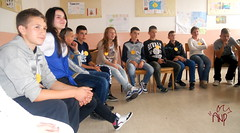 Participants of Schools The Peace Promoters