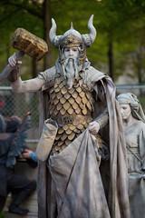 Ten31 Productions Live Statues