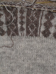 "Bohus cardigan  ""The Woven Fabric"""