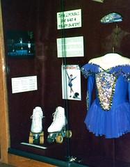 Tara Lipinski's tiny dress