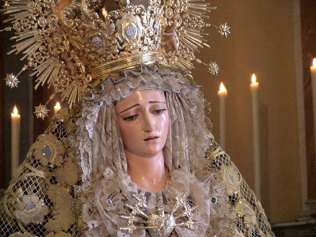 La Virgen de los Dolores VI